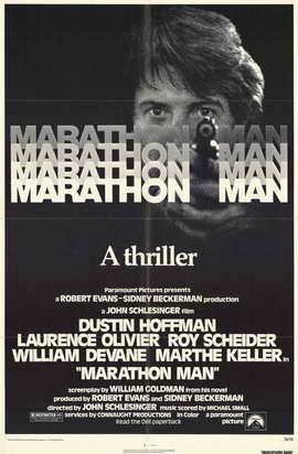 Marathon Man - 11 x 17 Movie Poster - Style A