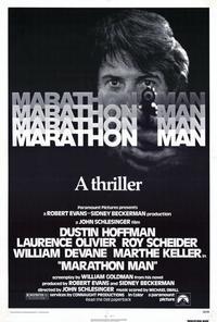 Marathon Man - 27 x 40 Movie Poster - Style A