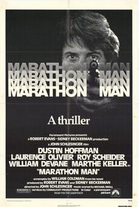 Marathon Man - 43 x 62 Movie Poster - Bus Shelter Style A