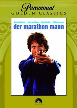 Marathon Man - 27 x 40 Movie Poster - German Style A