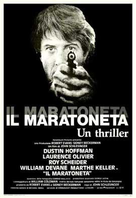 Marathon Man - 11 x 17 Movie Poster - Italian Style A