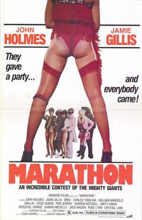 Marathon - 11 x 17 Movie Poster - Style A