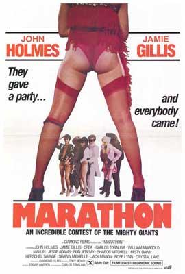 Marathon - 27 x 40 Movie Poster - Style A
