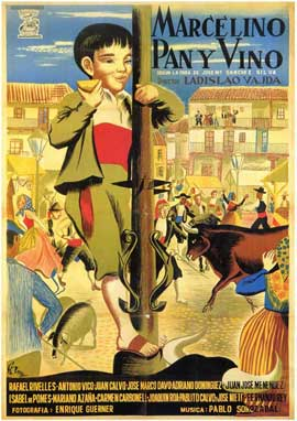 Marcelino Pan Y Vino - 27 x 40 Movie Poster - Spanish Style A
