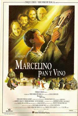 Marcelino Pan Y Vino - 11 x 17 Movie Poster - Spanish Style B