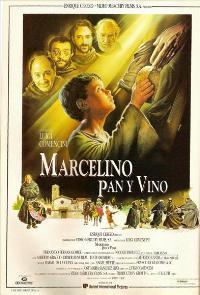 Marcelino Pan Y Vino - 27 x 40 Movie Poster - Spanish Style B