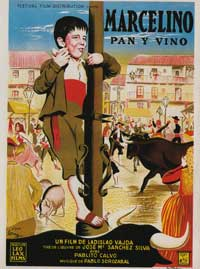 Marcelino Pan Y Vino - 11 x 17 Movie Poster - French Style A