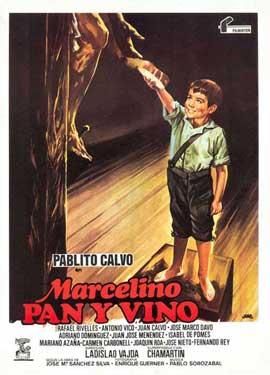 Marcelino Pan Y Vino - 27 x 40 Movie Poster - Spanish Style C