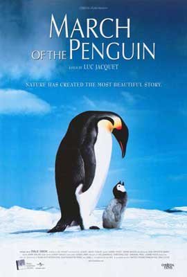 March of the Penguins - 27 x 40 Movie Poster - Style A