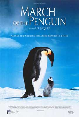 March of the Penguins - 11 x 17 Movie Poster - Style H