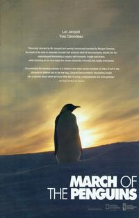 March of the Penguins - 11 x 17 Movie Poster - Style K