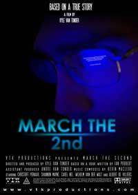 March the Second - 43 x 62 Movie Poster - Bus Shelter Style A