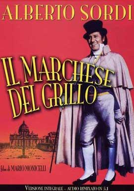 Marchese del Grillo, Il - 11 x 17 Movie Poster - Italian Style A