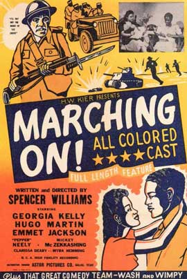 Marching On! - 11 x 17 Movie Poster - Style A