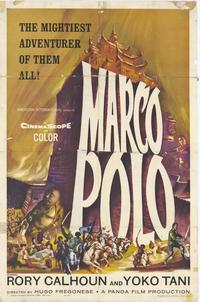 Marco Polo - 11 x 17 Movie Poster - Style A