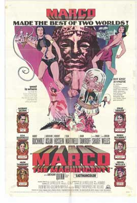 Marco the Magnificent - 11 x 17 Movie Poster - Style A