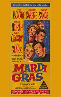 Mardi Gras - 27 x 40 Movie Poster - Style A