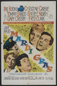 Mardi Gras - 11 x 17 Movie Poster - Style B
