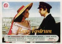 Mare nostrum - 27 x 40 Movie Poster - Spanish Style A
