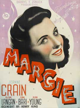 Margie is for Loving - 27 x 40 Movie Poster - Style A