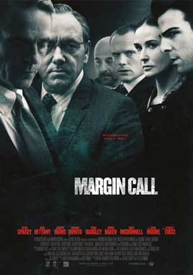 Margin Call - 43 x 62 Movie Poster - Bus Shelter Style B