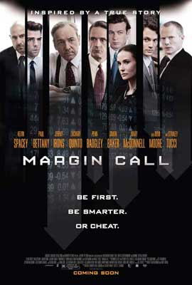 Margin Call - 11 x 17 Movie Poster - Style E