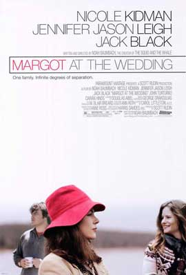 Margot at the Wedding - 11 x 17 Movie Poster - Style A