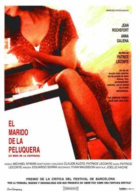 Mari de la coiffeuse, Le - 11 x 17 Movie Poster - Spanish Style A