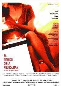 Mari de la coiffeuse, Le - 27 x 40 Movie Poster - Spanish Style A
