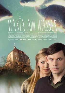 Maria am Wasser - 11 x 17 Movie Poster - German Style B