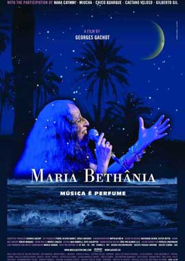 Maria Bethania: Music Is Perfume - 11 x 17 Movie Poster - Style A