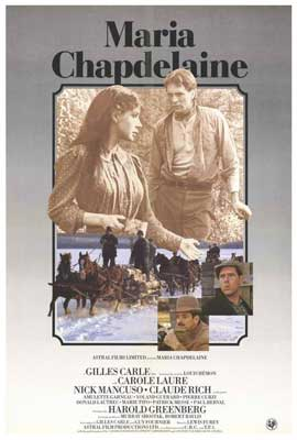 Maria Chapdelaine - 27 x 40 Movie Poster - Style A