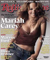 Mariah Carey - Music Poster - 22 x 26 - Style A