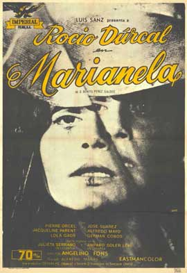 Marianela - 11 x 17 Movie Poster - Spanish Style A