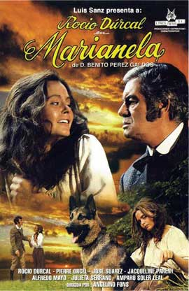 Marianela - 11 x 17 Movie Poster - Spanish Style B