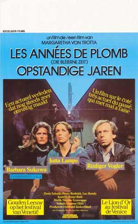 Marianne and Juliane - 11 x 17 Movie Poster - Belgian Style A
