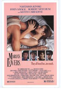 Maria's Lovers - 43 x 62 Movie Poster - Bus Shelter Style A