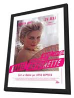 Marie Antoinette - 27 x 40 Movie Poster - French Style A - in Deluxe Wood Frame