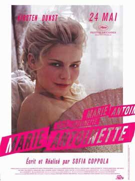 Marie Antoinette - 11 x 17 Movie Poster - French Style A