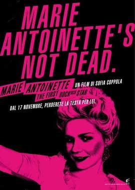 Marie Antoinette - 11 x 17 Movie Poster - Italian Style B