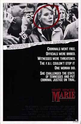 Marie - 11 x 17 Movie Poster - Style A