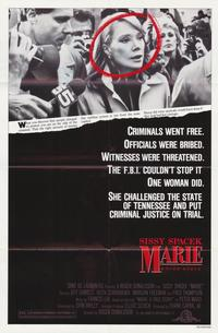 Marie - 27 x 40 Movie Poster - Style A