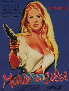 Marie of the Isles - 11 x 17 Movie Poster - French Style A