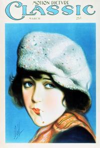 Marie Prevost - 11 x 17 Motion Picture Classic Magazine Cover 1930's