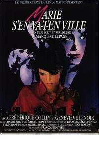 Marie s'en va-t-en ville - 27 x 40 Movie Poster - Style A