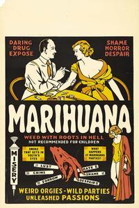 Marihuana - 11 x 17 Movie Poster - Style B