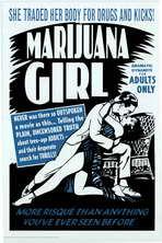 Marijuana Girl - 24 x 36 Movie Poster - Style A