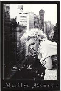 Marilyn Monroe - People Poster - 24 x 36 - Style O