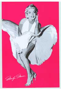 Marilyn Monroe - People Poster - 24 x 36 - Style A