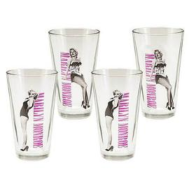 Marilyn Monroe - Glasses 4-Pack